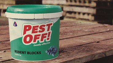 20% off selected Pestoff Products  to keep the pest at bay